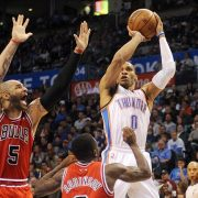 Oklahoma City Thunder - Chicago Bulls