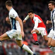 Premier League - West Bromwich - Arsenal
